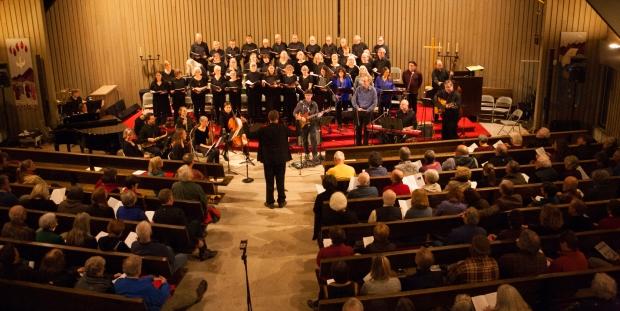 Bethlehem Luthersan Church Concert 2-5-2016