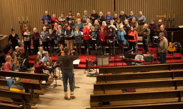 Rehearsal Bethlehem Lutheran